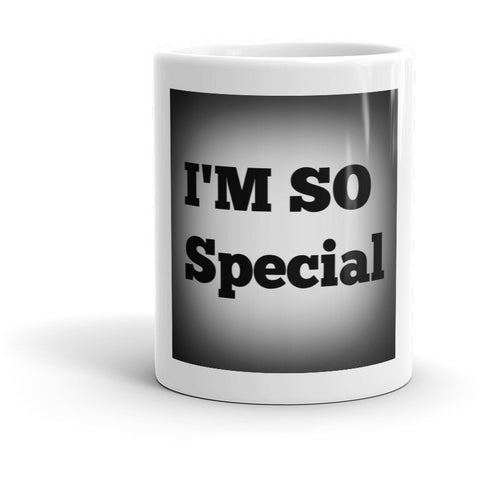 """I'M SO Special"" Mug by Shopatronics - Shopatronics"
