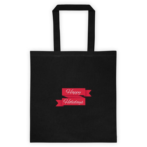Happy Holidays - Tote bag by Shopatronics - Shopatronics