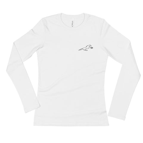 Ladies' Long Sleeve T-Shirt by Shopatronics - Shopatronics - One Stop Shop. Find the Best Selling Products Online Today