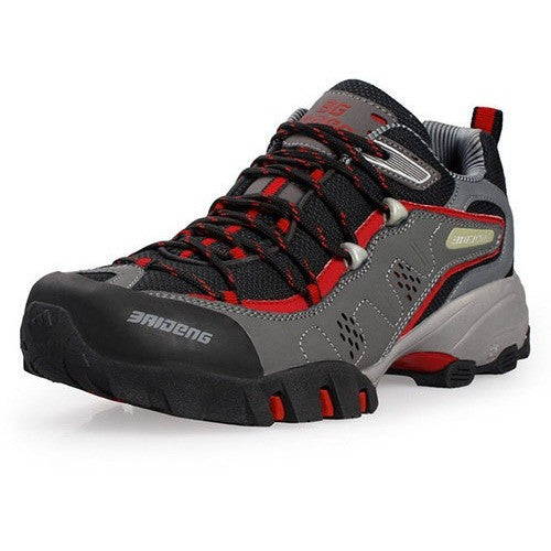 outdoor climbing hiking shoes men boot new  style outdoor fun  mountain trekking shoes hunting boots - Shopatronics