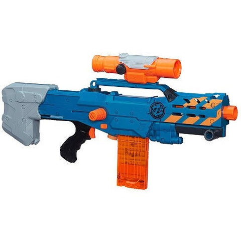 NERF Zombie Strike ZED Squad Longshot CS-12 Blaster - Shopatronics - One Stop Shop. Find the Best Selling Products Online Today