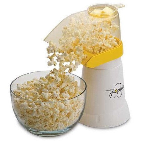 Presto PopLite Hot Air Popcorn Popper, 04820 - Shopatronics