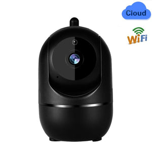 1080P Wireless Wifi Home Security Surveillance CCTV Camera - SHOPPLEHUB