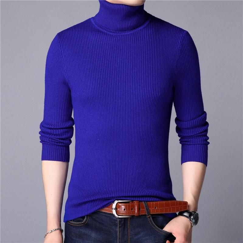 Winter Thick Turtleneck Sweater