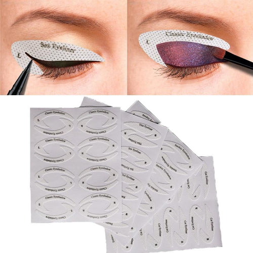 Adhesive Eye Make-up Kit (32pcs)
