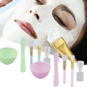 5 in 1 Facial Mask Mixing Kit