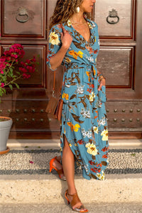 Women Chiffon Beach Dresses