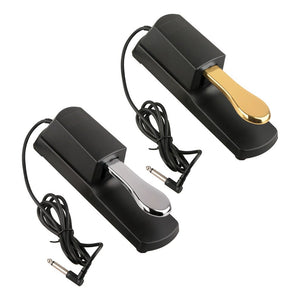 Damper Sustain Pedal Foot Switch Piano Keyboards Sustain Foot Pedal Damper
