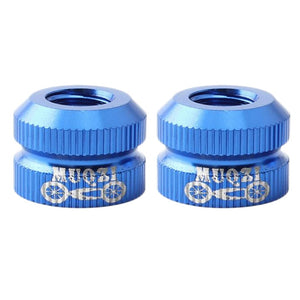 Bike Vacuum Nut Bicycle Tire Inner Tube Valve Lock Nut