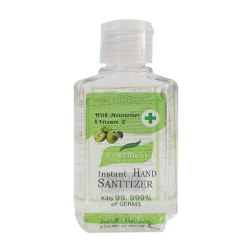 60ml Hand Sanitizer Gel, Anti-Bacterial Waterless Hand Wash