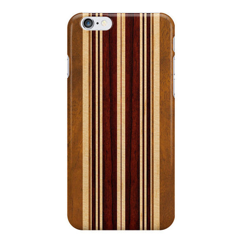 New Innovation Wood Madera Pattern Phone Case For Capinhas iPhone 6 6s - Shopatronics