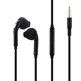 Free 3.5mm Stereo Music Earphone Earbuds Portable Wired In-Ear Headphones Noise Cancelling Headset