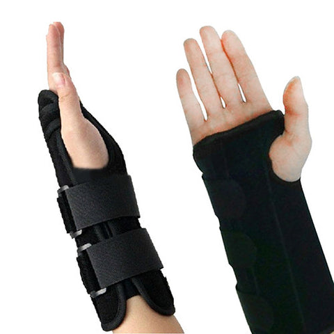 New Carpal Wrist Brace Support Sprain Forearm Splint Band Strap Protector