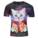 Men Fashion 3D Animal Creative T-Shirt - Shopatronics