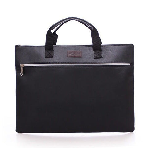 A4 PU Leather Tote File Folder Luxury Business Document Bag - Shopatronics - One Stop Shop. Find the Best Selling Products Online Today