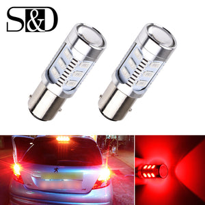2pcs High Power brake Lights Red p21/5w led car bulbs Car Light Source 12V - Shopatronics - One Stop Shop. Find the Best Selling Products Online Today