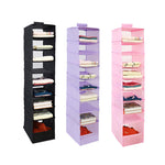 9 Coats Oxford Hanging Box Organizer Underwear Sorting Clothing Shoe Storage Box - Shopatronics - One Stop Shop. Find the Best Selling Products Online Today