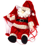 Christmas Home Ceiling Decorations Parachute 24cm Santa Claus Smowman New Year Hanging Pendant Christmas Decoration Supplies - Shopatronics - One Stop Shop. Find the Best Selling Products Online Today
