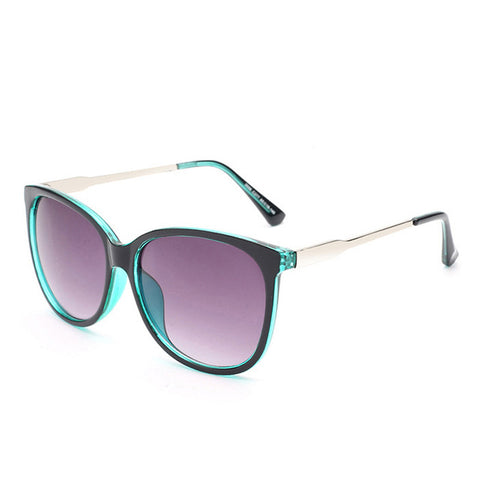 Women Oversized Sun Glasses Vintage Outdoor Sunglass - Shopatronics