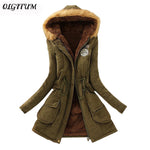 2018 New Parkas Female Women Winter Coat Thickening Cotton Winter Jacket - Shopatronics - One Stop Shop. Find the Best Selling Products Online Today