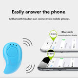 Mini Wireless Bluetooth Earphone in ear Sports with Mic Earbuds Handsfree Headset Earphones Earpiece
