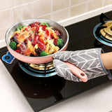1Pcs Cotton Oven Glove Heatproof Mitten Kitchen Cooking Non-slip Glove - Shopatronics - One Stop Shop. Find the Best Selling Products Online Today
