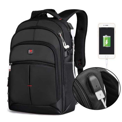 Laptop Backpack Waterproof Travel Backpacks - Shopatronics