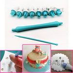 8 Patterns Fondant Cake Tool Sugar Flower Shapers Modelling Tool Thingamagenie - Shopatronics - One Stop Shop. Find the Best Selling Products Online Today