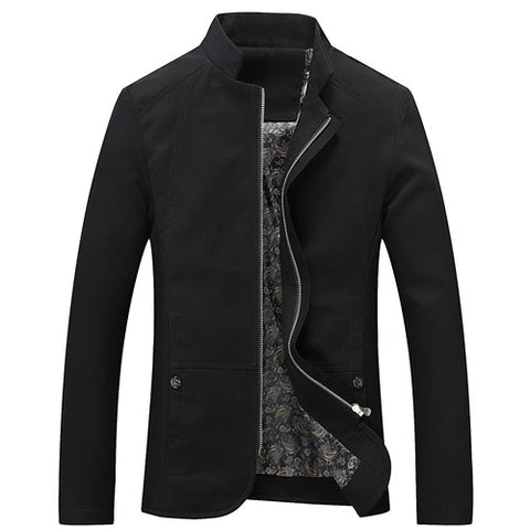 Autumn Summer Spring Men Jacket Cotton Cargo Jackets New Design Plus Size - Shopatronics - One Stop Shop. Find the Best Selling Products Online Today
