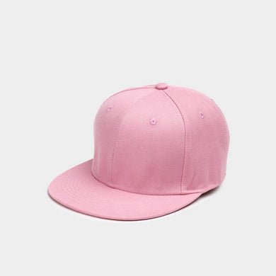 Men-Women Baseball Caps Snapback Solid Colors