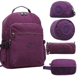 School Backpack For Teenage Waterproof Laptop Travel Bag