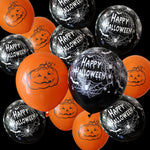 10 Pcs Halloween Decoration 12 Inch Latex Balloons Pumpkin Ballons Halloween Inflatable - Shopatronics - One Stop Shop. Find the Best Selling Products Online Today