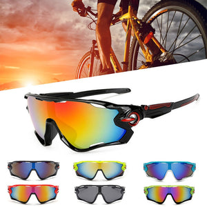 Outdoor Sports Cycling Sunglasses 3 Lenses