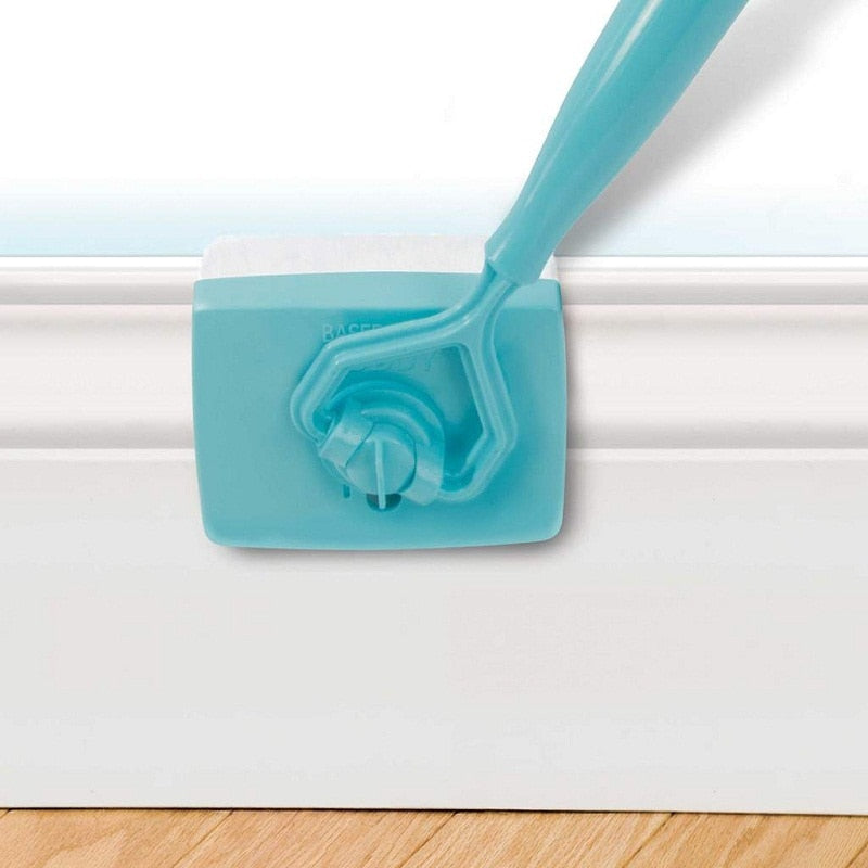 Extendable Microfiber 360 Degree Swivel-action Duster Home Kitchen Multi-Use Clean Duster Tool