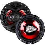 "Boss Audio CH6530 6.5"" 3-Way, Car Speakers Full Range Chaos Speakers - 300W (Pair of Speakers) - Shopatronics - One Stop Shop. Find the Best Selling Products Online Today"