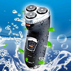 top fashion Electronic shavers for man Shaving machine rotating body wash razor blade razor wholesale - Shopatronics