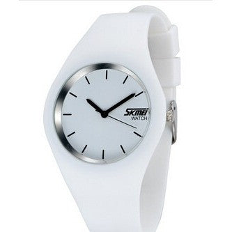 Skmei 9068   Fashion Casual quartz watches  High quality silicone strap Lady relojes mujer women wristwatches Girl Dress - Shopatronics - One Stop Shop. Find the Best Selling Products Online Today