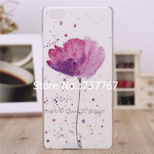 For Huawei Ascend P8 Lite Case, Crystal Diamond 3D Hard Plastic Cover Case For Huawei  P8 Lite P8 Mini Cell Phone Cases - Shopatronics
