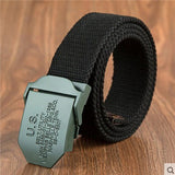 Canvas belt for Men/Women casual outdoor knitted overalls strap belt 110/120/130/140/160CM - Shopatronics - One Stop Shop. Find the Best Selling Products Online Today