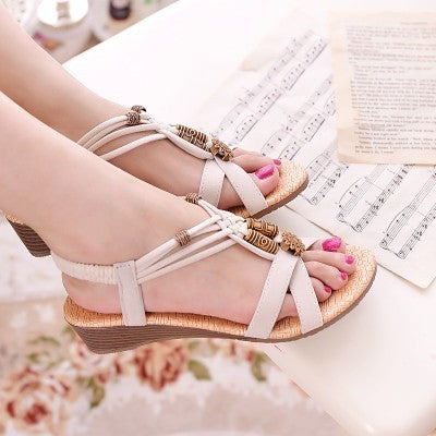 Hot Summer 2014 Bohemian shoes women sandals - Shopatronics