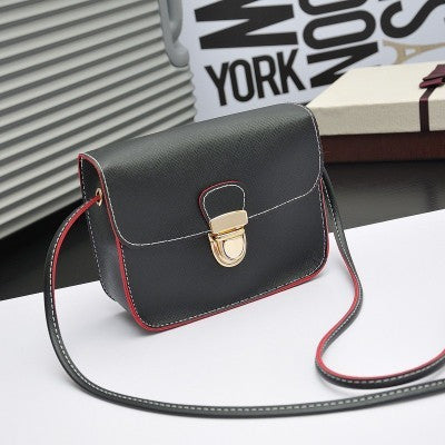 new casual small leather flap handbags high quality hotsale ladies party purse clutches women crossbody shoulder evening bags - Shopatronics