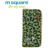 M Square Passport Cover Travel Wallet Document Passport Holder Organizer Cover on The Passport Women Business Card Holder ID - Shopatronics - One Stop Shop. Find the Best Selling Products Online Today