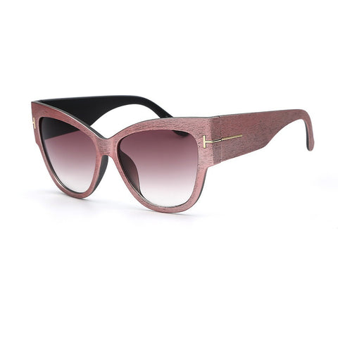 2016 NEW Gradient Points Sun Glasses Tom High Fashion Designer Brands For Women Sunglasses Cateyes oculos feminino de sol - Shopatronics - One Stop Shop. Find the Best Selling Products Online Today