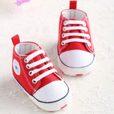 New Trendy Kids Children Boy&Girl Sports Shoes Sneakers Sapatos Baby Infantil Bebe Soft Bottom First Walkers - Shopatronics