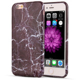 Marble Phone Cases For iPhone 7 6 6s Plus SE 5 5s - Shopatronics