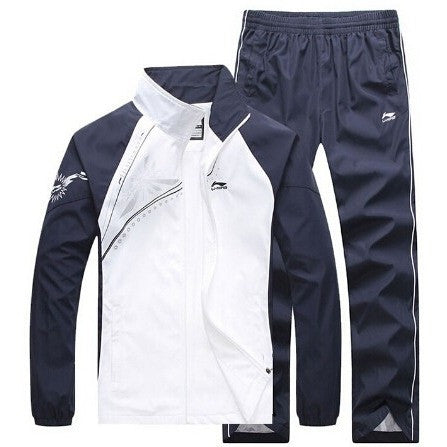 outdoor tracksuit men jackets mens hoodies and sweatshirts mens sports suits tracksuits sportswear man plus size 5xl jogger sets - Shopatronics