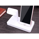 Charging Stand Bracket Docking Station Stock Cradle Holder for iPhone Apple Watch 38mm 42mm Lazyman Desktop Stand Charger - Shopatronics - One Stop Shop. Find the Best Selling Products Online Today
