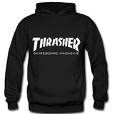 Thrasher Hoodie Hip Hop Men Trasher Sportswear Diamond Sweatshirts Hooded Mens Skateboard Pullover Hoodies Men SMR0297-5 - Shopatronics