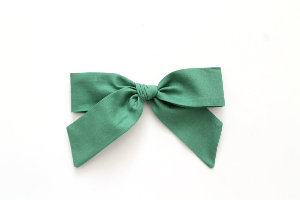 Clover - Oversized Hand-Tied