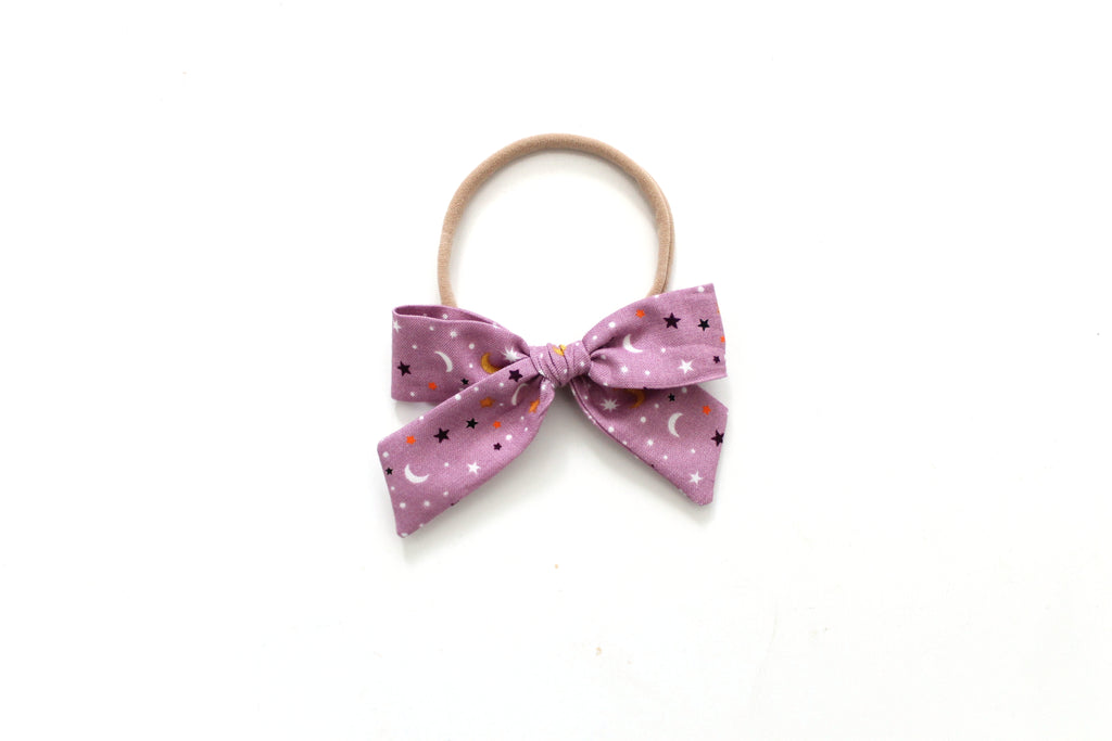 Star Scatter in Lavender - Mini Hand-Tied